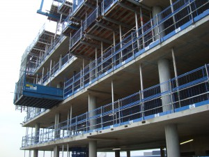 Freyssinet Continues To Excel In The Design And Installation Of Post Tensioned Floor
