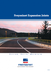 Freyssinet expansion joints
