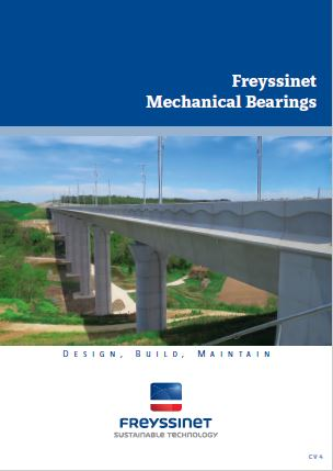 Freyssinet Mechanical Bearings