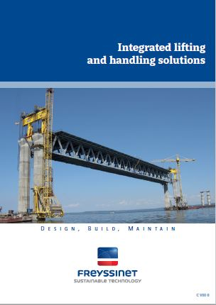 Integrated Lifting and Handling