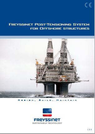 Post Tensioning Systems for Offshore Structures
