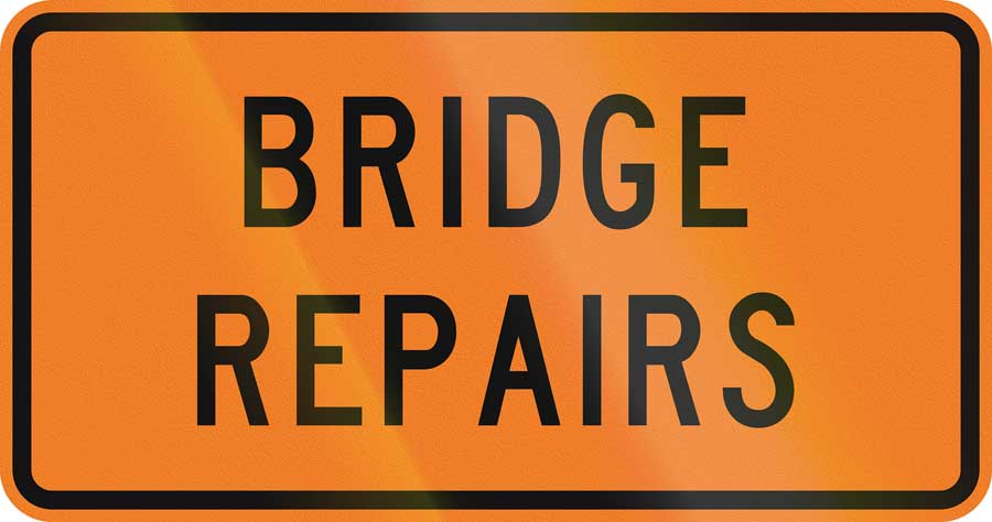 bridge concrete repairs