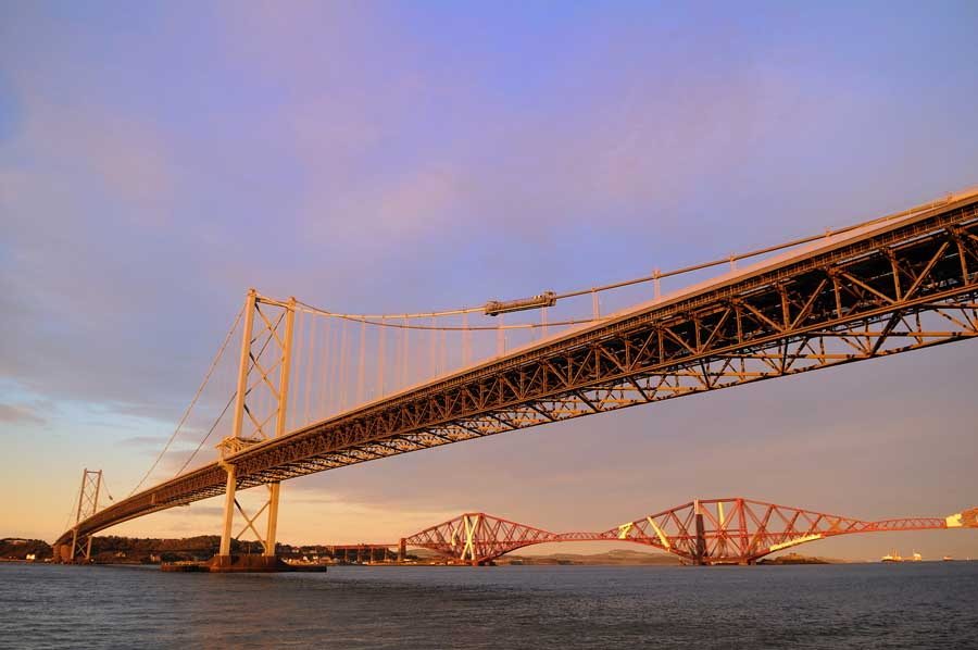 Forth Road Bridge repairs