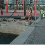 Repairs – Marine Structures – Dock Refurbishment – Grand Canal Docks, Dublin
