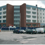 Post-Tensioned Slabs – Whiston Hospital, Liverpool