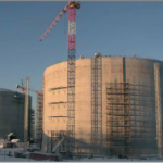 Post-Tensioning – LNG Plant, Sakhalin Island, Russia