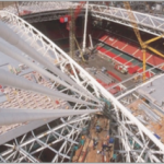 Cable Stays – Cardiff Millennium Stadium