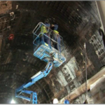 Concrete Repair & Tunnel Strengthening – Channel Tunnel Fire Damage Repair