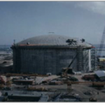 Post-Tensioning – LNG Tanks Trinidad & Tobago