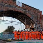 ElevArch® Masonry Bridge Arch Lift Trial – Moco Farm, Buckinghamshire