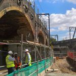 Viaduct Brickwork Repair – Gospel Oak, London