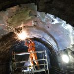 Leak Sealing & Tunnel Lining – SPT Glasgow Subway Modernisation