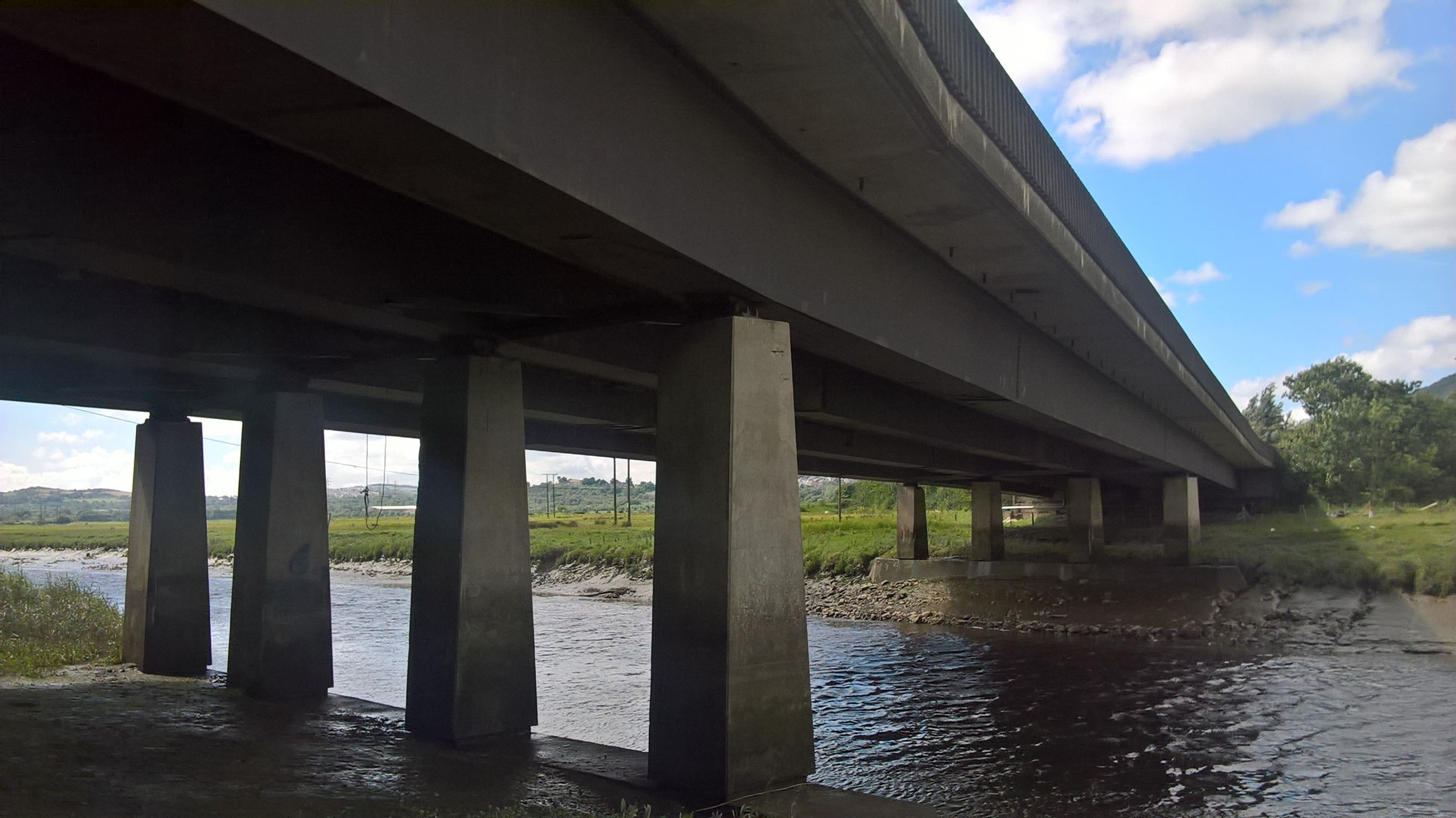 Bearing Replacement Amp Concrete Repairs Neath River