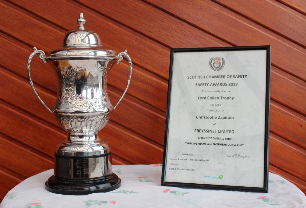 Lord Cullen Trophy