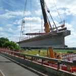 M180 Moor Road Bridge Partial Deck Replacement