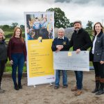 Shropshire charity Perry RDA receives VINCI UK Foundation funding