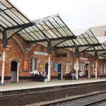 Grade II Listed Cast Iron Canopy Alterations – Kettering and Wellingborough Stations