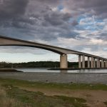 A14 Orwell Bridge project shortlisted in ICE Yorkshire and Humber awards