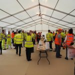 Structural Concrete Alliance demo day held at Freyssinet factory