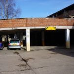 Grovelands Shopping Centre Car Park, Oxfordshire