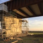 Bridge Jacking and Bearing Replacement – Ely Southern Bypass