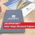 Job opportunity – Senior Design (Structural) Engineer – London